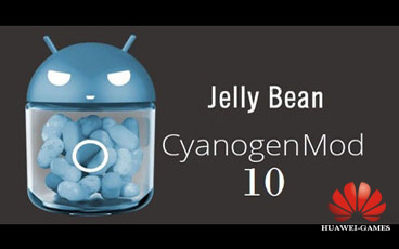 CyanogenMod 10 v2.5 Final ��� Huawei Honor by Da_Nya