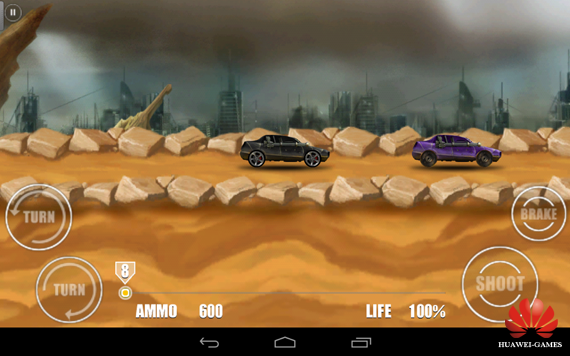 Road Warrior: Best Racing Game v1.4.6 [MOD]