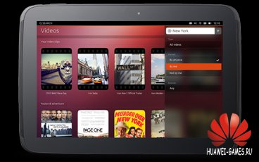 Ubuntu Touch (Preview) for Huawei MediaPad by After_Silence