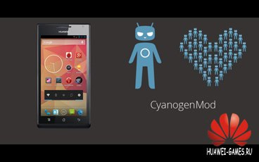 CyanogenMod 10.1 for Huawei Ascend P1/P1XL by Faust93