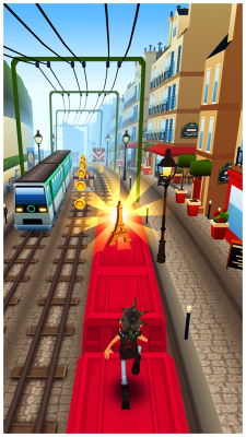 Subway Surfers: Los Angeles v1.33.0 + [Mod Money]