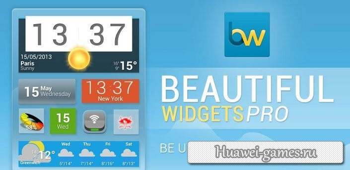 Beautiful Widgets Pro v5.7.3