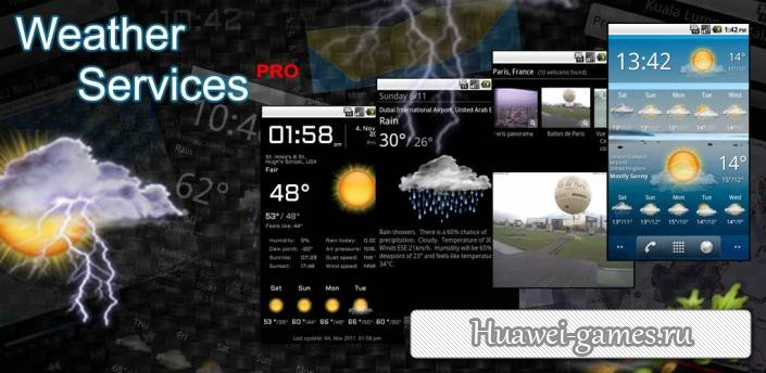 Weather Services PRO v3.0