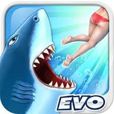 Hungry Shark Evolution v2.4.0 [Mod Money]