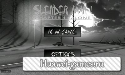 Slender Man! Chapter 1: Alone v7.04