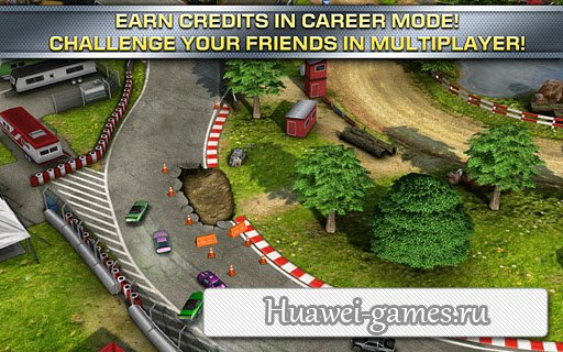 Reckless Racing 2 v1.0.4 + [Mod Money]