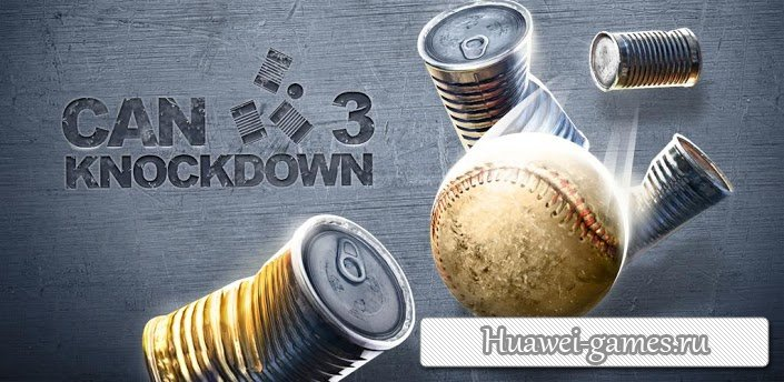 Can Knockdown 3 v1.25 (Full)