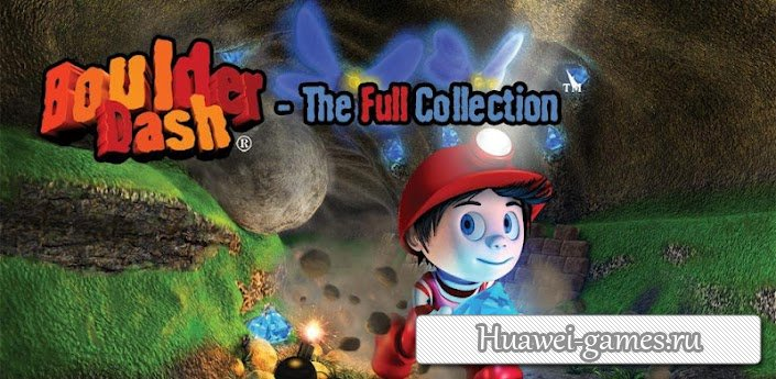 BoulderDash®-TheFullCollection v1.4.8