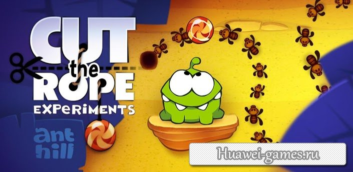 Cut the Rope Experiments v1.7.1