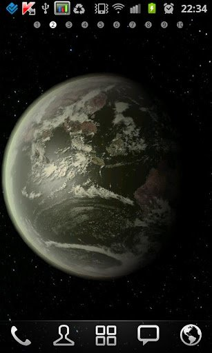 Earth HD Deluxe Edition Live Wallpaper v3.1.7