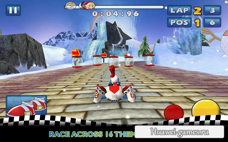 Sonic & SEGA All-Stars Racing™ v1.0.1