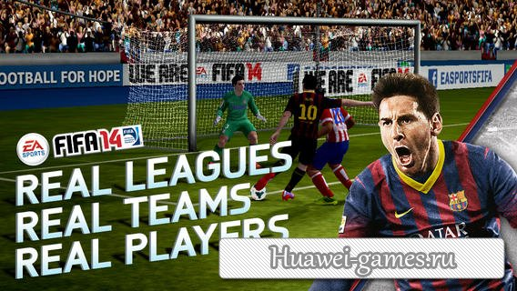 FIFA 14 by EA SPORTS™  v1.3.2 [MOD FULL]