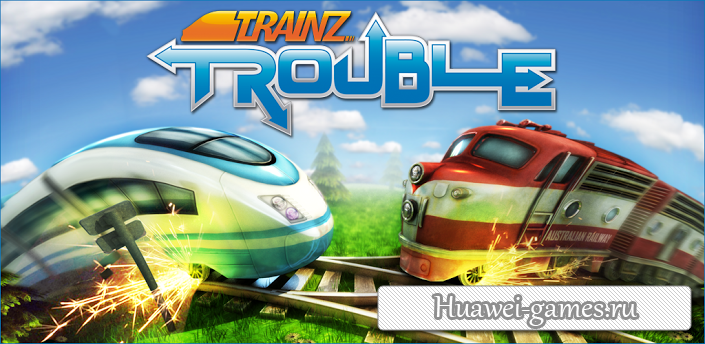 Trainz Trouble v2.0 FULL