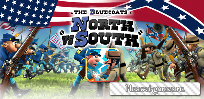 The Bluecoats - North vs South v1.3