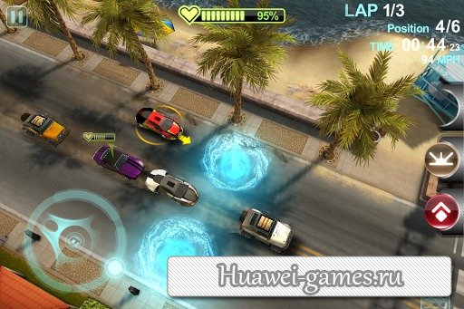 Blur Overdrive v1.0.7 [Full+Mod Money/Gold]