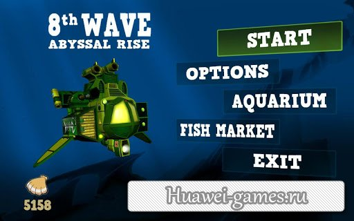8th Wave: Abyssal Rise v1.1