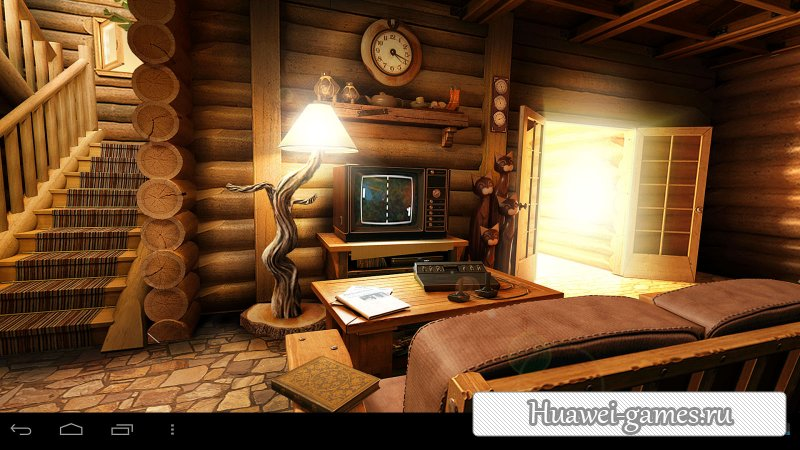 My Log Home iLWP v1.08