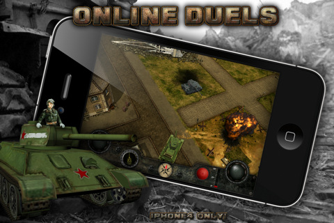 Armored Combat: Tank Warfare v1.2.2