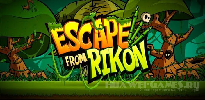 Escape From Rikon Running Game v1.0.9 [MOD-5000000 gold+no ads]