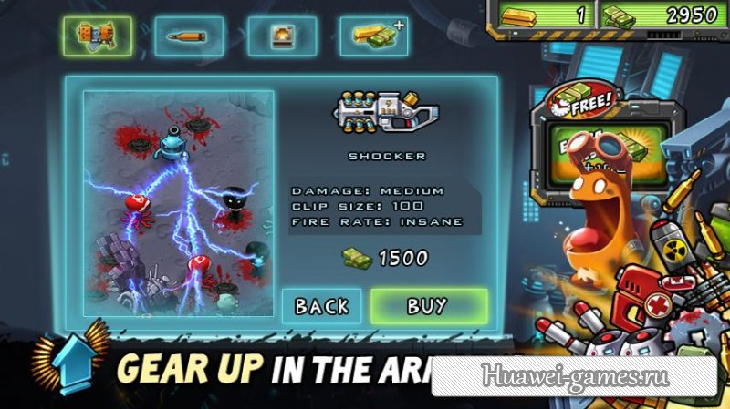 Monster Shooter: Lost Levels v1.70