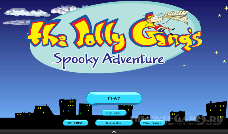 The Jolly Gang's Spooky Adventure v1.0