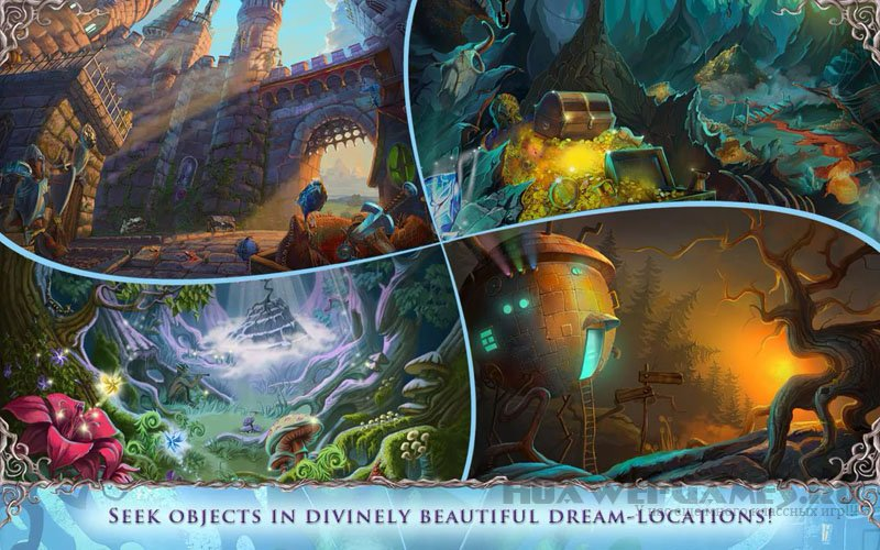 Dream: Hidden Adventure v2.4 Mod Money скриншот 1.