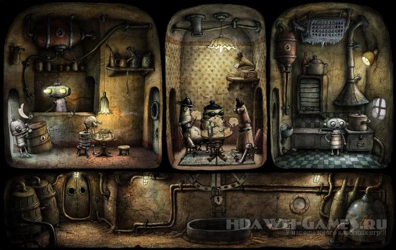 Machinarium v2.0.35