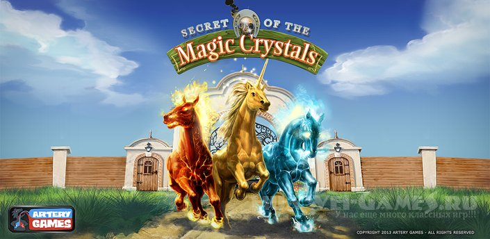 Secret of the Magic Crystals v1.016