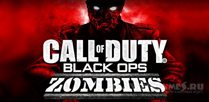 Call of Duty:Black Ops Zombies v1.0.8 [MOD]