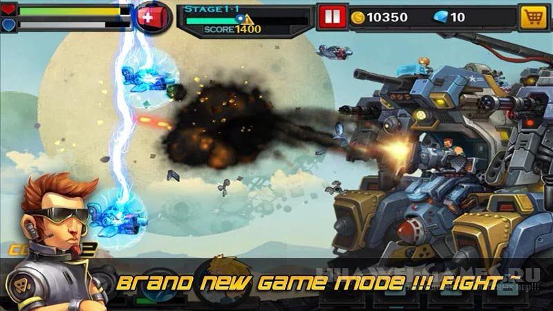 Space Brothers v1.1 [MOD works with Fredom]