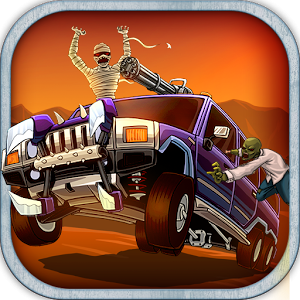 Monster Dash Hill Racer v1.6 [MOD MONEY]