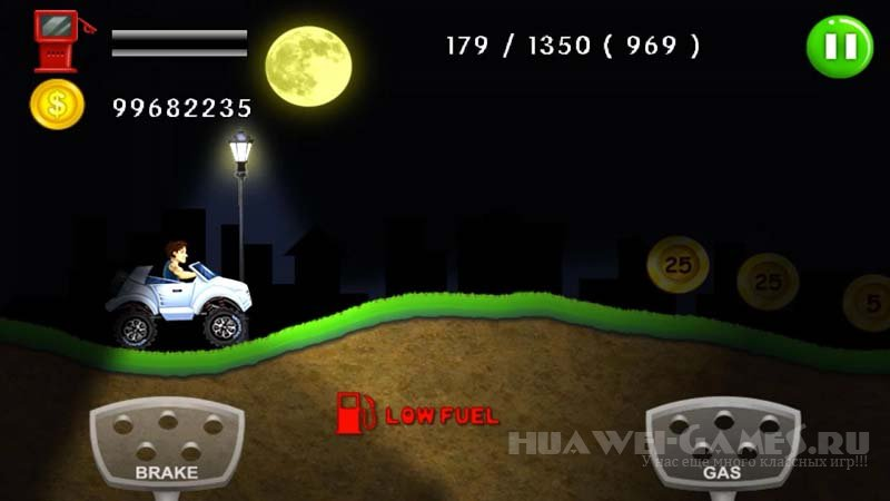 Mountain Climbing : Hill Race v1.0 [MOD open the auto and levels + no ads]
