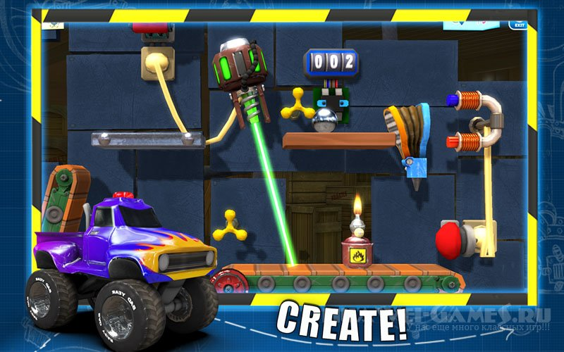 Crazy Machines GoldenGears THD v1.9
