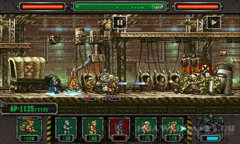 METAL SLUG DEFENSE v1.15.0 +  [MOD]