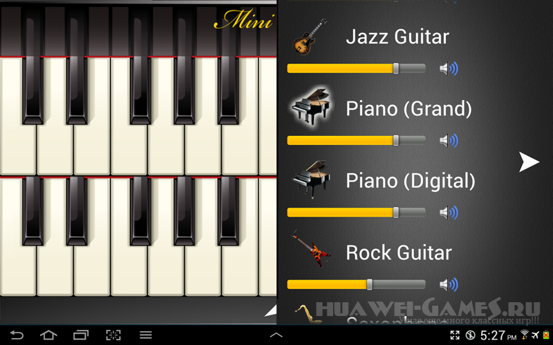 Mini Piano ® v3.6 FULL
