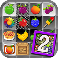 Fruit Drops Part II - Match Three Puzzle v3.0