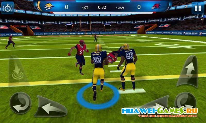 Fanatical Football v1.6 [MOD MONEY]