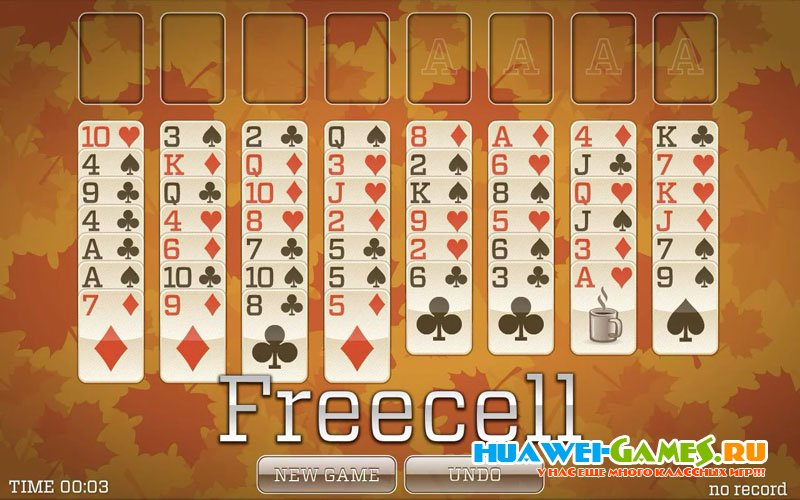 Fall Solitaire & freecell v1.23