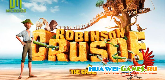Robinson Crusoe : The Movie (Full) v1.0.0